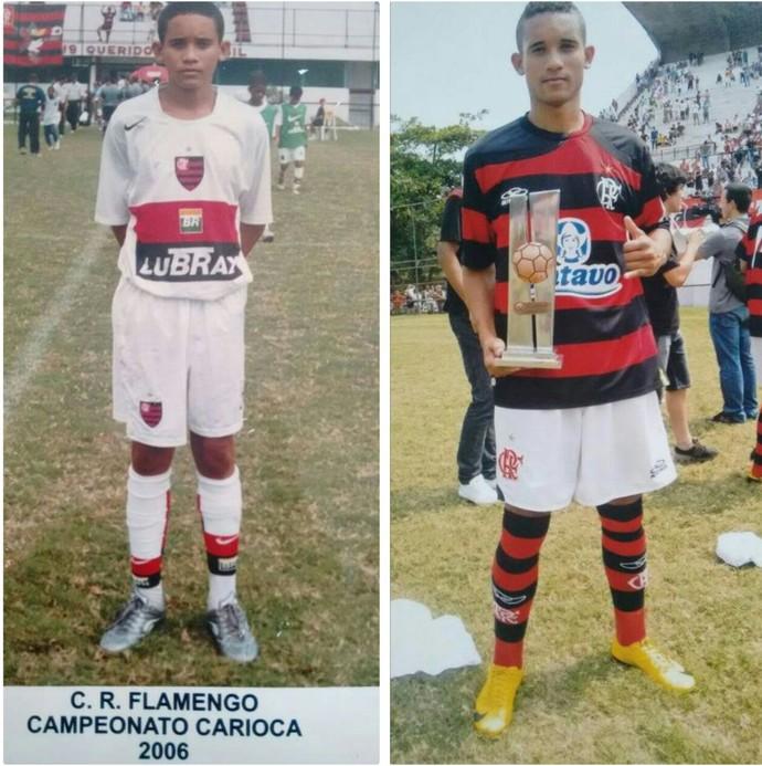 Iago Soares lateral (Foto: Reprodução/Facebook)