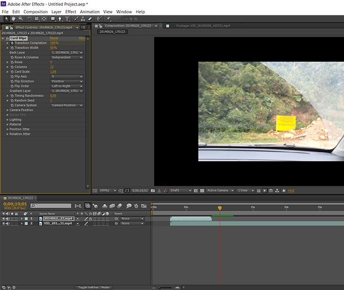 Como usar transições no Adobe After Effects | Dicas e