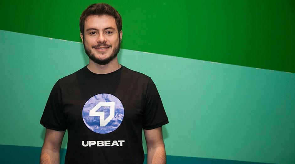 Vinícius Heimbeck, fundador da UpBeat Games (Foto: Divulgação)