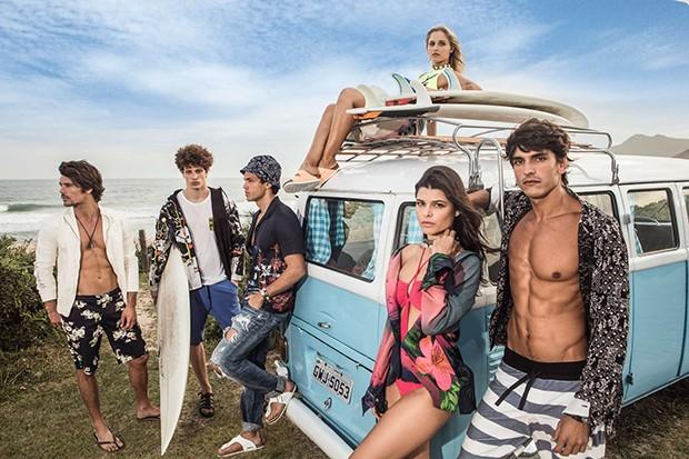 Moda Rio de estilo (Foto:  Franco Amendola)