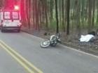 Motos batem, motociclista morre e o outro fica ferido na ES-080