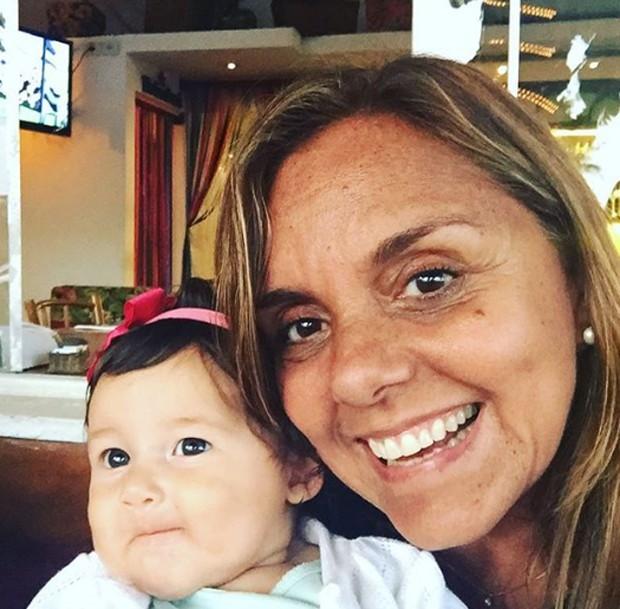 Madalena e Ana Paula Sang (Foto: Reprodução/Instagram)