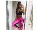 Kelly Key exibe barriga trincada em foto 'selfie'