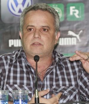 Marcelo Segurado - Goiás (Foto: Rosiron Rodrigues / Goiás E.C.)