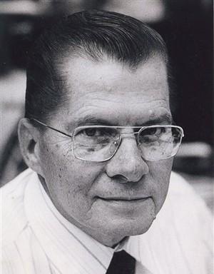 Eugene Polley, que morreu aos 96 anos (Foto: LG Electronics/Associated Press)