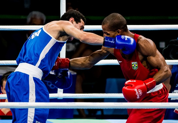 Brasil trouxe um ouro inédito no boxe (Foto: Renato Sette Camara)
