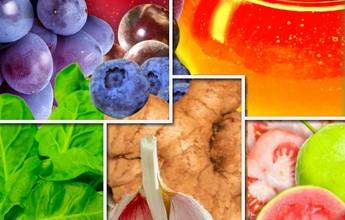 Confira 10 alimentos para aumentar a imunidade e espantar de vez a gripe
