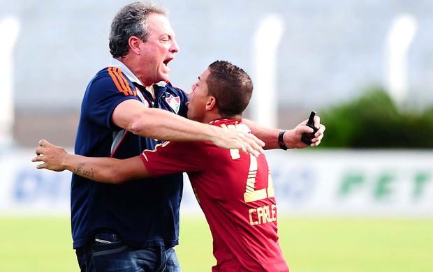 Abel Braga Fluminense x Palmeiras (Foto: Marcos Ribolli / Globoesporte.com)