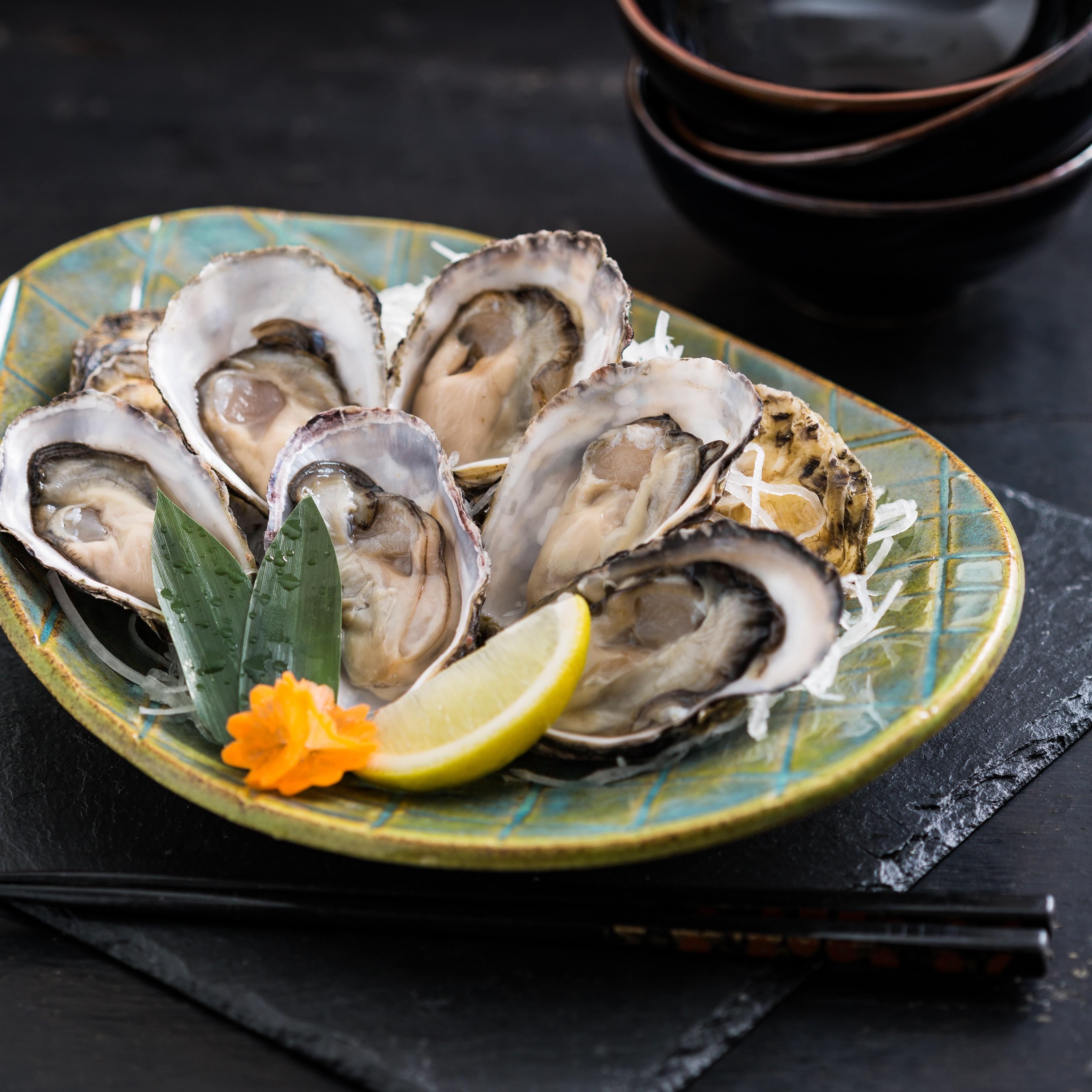 Receita de ostras frescas (Foto: Divulgação)