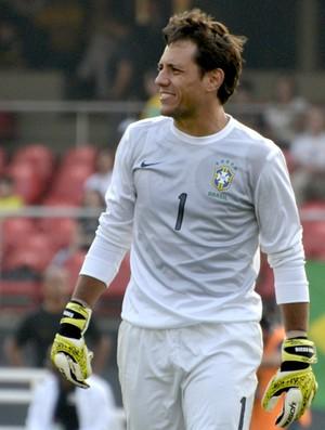 Diego Alves, seleção brasileira (Foto: Daniel Carreira | TXT Assessoria)