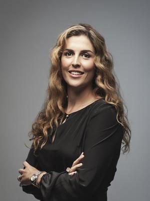 Claudia Sender, a nova presidente da TAM Linhas Aéreas (Foto: Divulgação TAM/Edu Lopes)