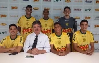 Mirassol promove seis jogadores da equipe que disputou a Copa São Paulo