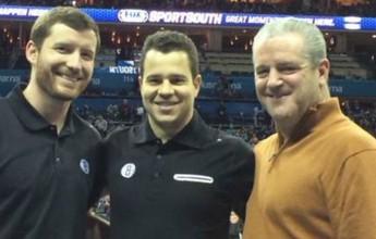 Por salvar vida, fisioterapeuta brasileiro do Brooklyn ganha prêmio na NBA