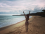 Pitty posa de biquíni em praia paradisíaca: 'Liberdade'