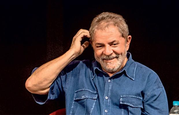 Luiz Inácio Lula da Silva (Foto: Carla Carniel/Frame/Folhapress)