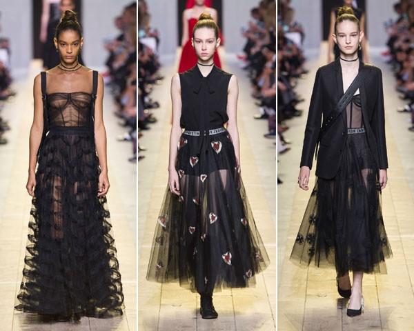 Dior - Verão 2017 (Foto: Imaxtree)