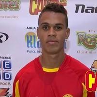 Richard Atibaia (Foto: Divulgação/Atlético Sorocaba)