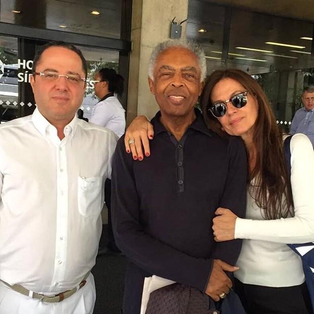 Gilberto Gil (Foto: Reprodução/Instagram)