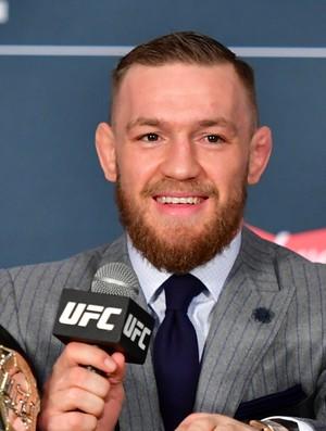 Conor McGregor x  Eddie Alvarez UFC 205 (Foto: Jason Silva)