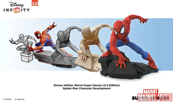 Disney Infinity Marvel Super Heroes (Foto: Divulgação)