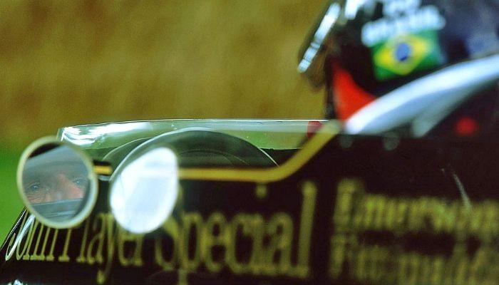 Emerson Fittipaldi Lotus 1972