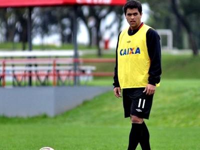 Felipe Atlético-pr (Foto: Gustavo Oliveira / Site Oficial do Atlético-PR)
