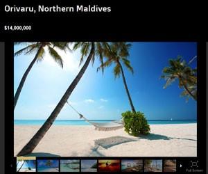 Site vende a ilha por US$ 11 milhões (Foto: Reprodução/Debutesq.com)