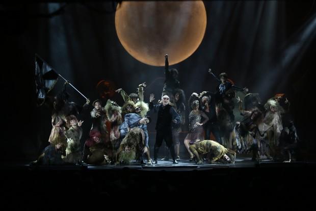 Estréia do musical Vamp  (Foto: Anderson Borde / AgNews / Divulgação)