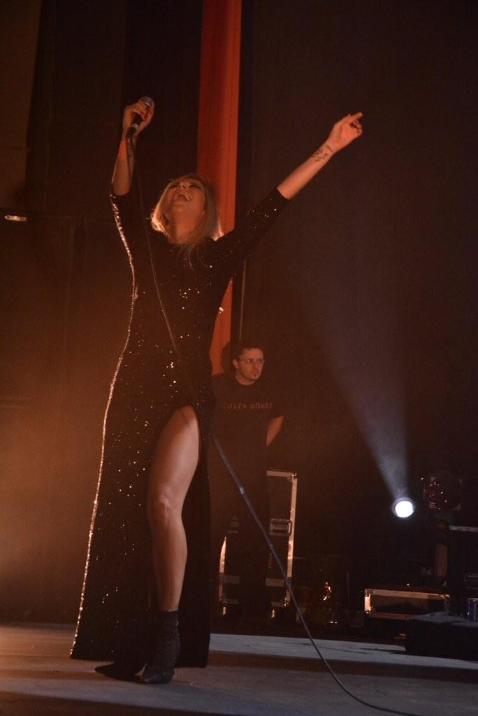 Luiza Possi (Foto: Caio Duran/AgNews)