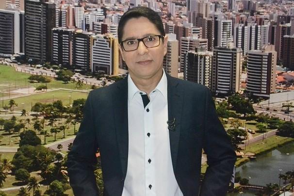 Ricardo Marques apresenta o SETV 1ª Edição (Foto: Divulgação/TV Sergipe)