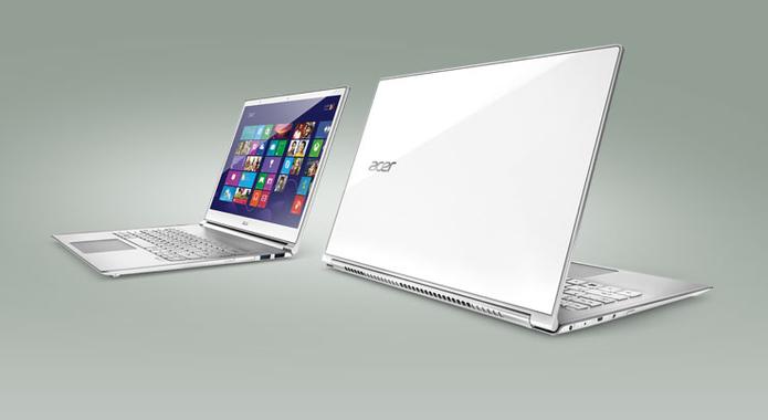 Veja uma lista com alguns dos modelos de notebooks da Acer vendidos no Brasil (Foto: Divulgação/Acer)