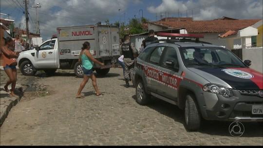 Dois homens são presos suspeitos de matar jovem em Santa Rita, Paraíba