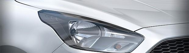 Detalhe do Novo Ford Ka (Foto: Reprodução)