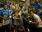 Ju Alves fala da fantasia de rainha deste Carnaval: 'Fico emocionada só de pensar'