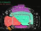 Festival de Verão 2016 terá palco com 70 metros de largura e 16 de altura