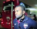Com entorse no joelho, Reniê é vetado e não enfrenta o Atlético-MG