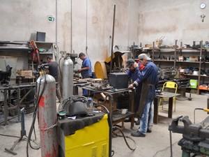 Indústria Piracicaba (Foto: Leon Botão/G1)
