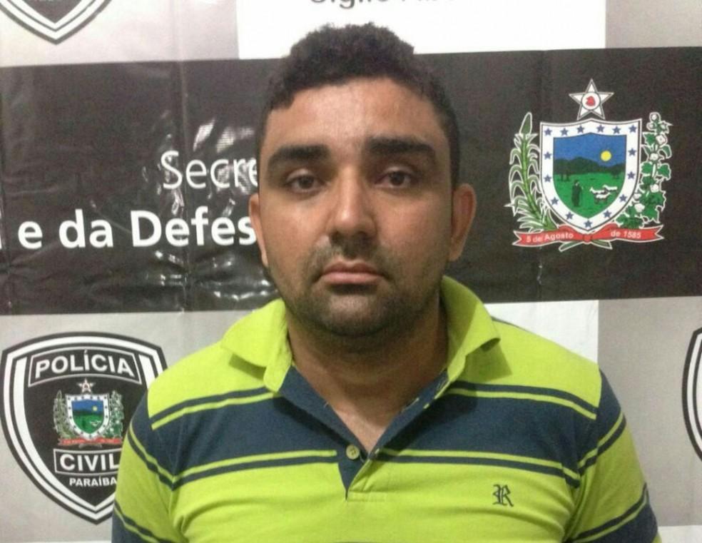 Luiz Artur Freitas foi morto durante confronto com policiais rodoviários federais no RN (Foto: Divulgação/PM)