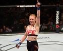 Shevchenko sobe quatro posições no ranking após vitória sobre Holly Holm
