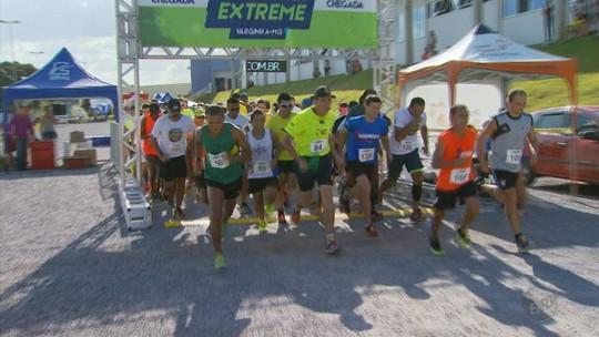 150 corredores participam de desafio na Cidade Universitária