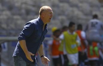 Mano pede mudança de estratégia para jogo contra o Botafogo no Rio