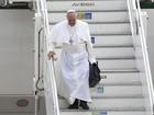 Papa Francisco chega à Itália após visita ao Brasil