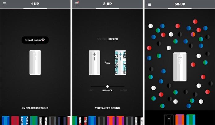 App pode sincronizar a música com até 50 caixas de som (Foto: Reprodução/App Store)