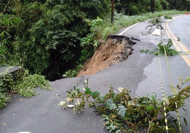 PRE alerta aos motorista que dirijam com atenção redobrada na CE-356 (Foto: PRE/Divulgação)
