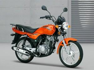 Suzuki GD110, vendida na China (Foto: Divulgação)
