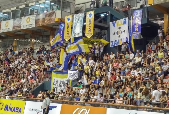 UCPN x Cruzeiro - vôlei (Foto: Divulgação/UCPN)
