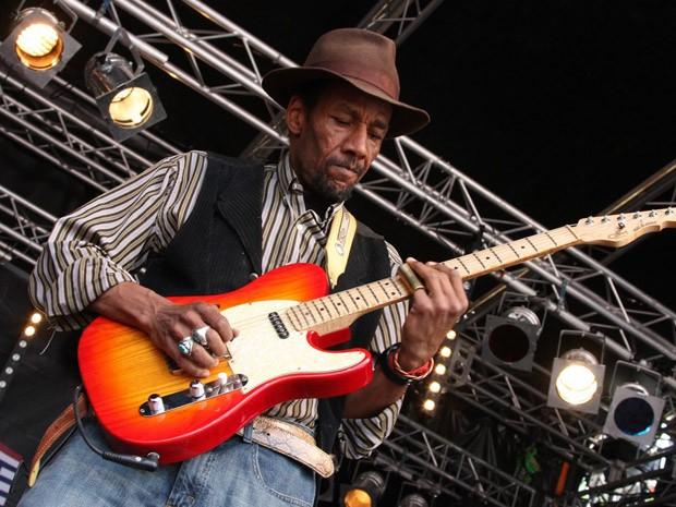Michael Dotson é um dos convidados internacionais do evento (Foto: Poços de Caldas Jazz & Blues Festival)