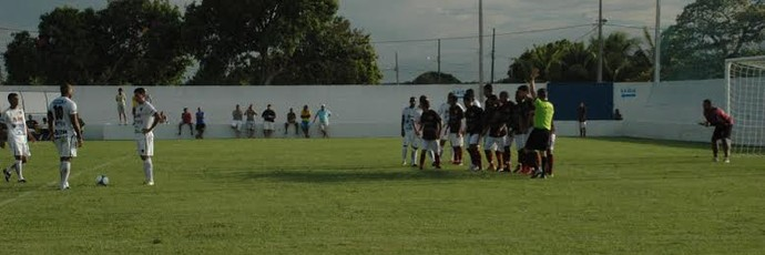 botafogo-pb x atlético de potengi (Foto: Amauri Aquino / Globoesporte.com/pb)