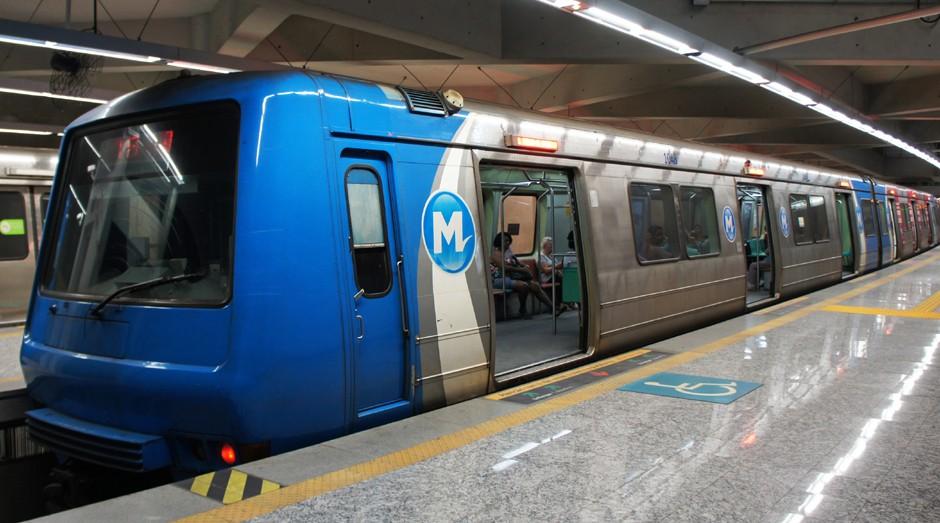 Metrô - Rio de Janeiro - Ipanema (Foto: Wikimedia Commons)