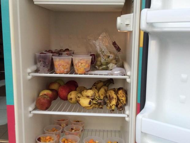 Divinópolis, Centro-oeste, geladeira, moradores de rua, benefício, alimentos, pessoas (Foto: Geladeira Solidária/Divulgação)